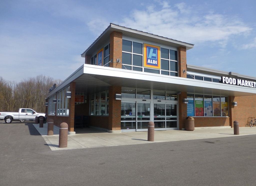 Aldi Food Market in Macedonia, Ohio