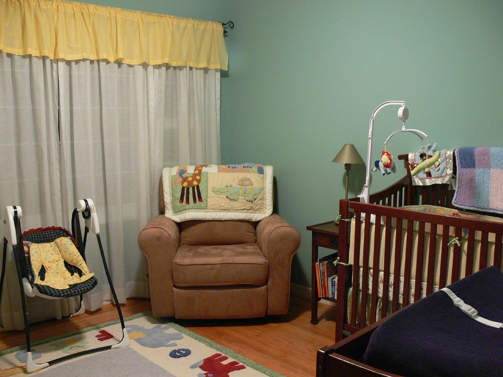 Baby's room - ready to go